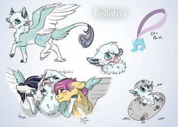 NextGen: Bellatrix Concept by BlueSideArts