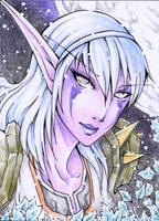 Aceo 189 - Crylea by cross-works