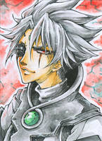 Aceo - Placido by cross-works
