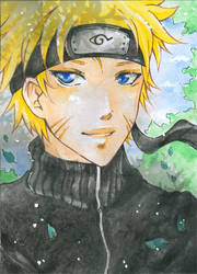 Aceo - Naruto by cross-works