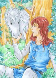 Aceo - Sherwood Forest by cross-works