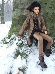 Winter Woods by cross-works