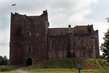 FREE STOCK Doune Castle Full 1 by mmp-stock