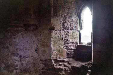 Doune Castle Chamber Window 2 by mmp-stock