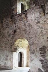 Doune Castle Chamber Window 4 by mmp-stock