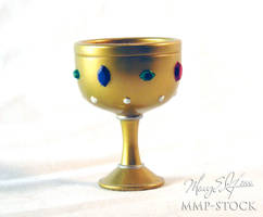FREE STOCK, Plastic Goblet by mmp-stock