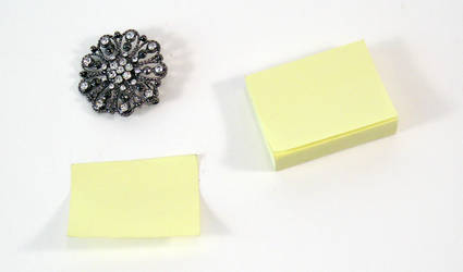 BASIC TERMS, Sticky Note Jewel by mmp-stock