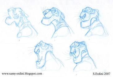 :: Sherkan Animation :: by samycat