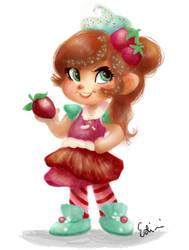 Samy Bella Strawberry Sugar Rush by samycat