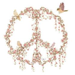 Peace love Birds by samycat
