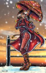 Scarlet woman by Snake6889