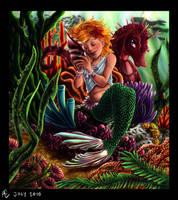 Mermaid by Snake6889
