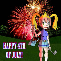 Happy 4th of July 2018 by StarwindArts