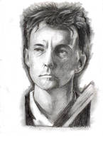 Neil Peart - Graphite by Drow-n-Cookies