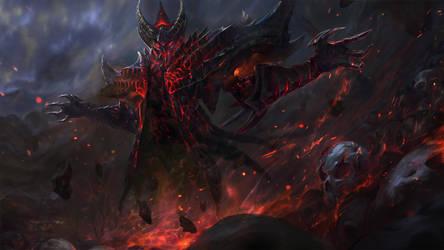 Diabolical Fiend by TrungTH