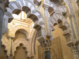 Mezquita Cordoba 05 by destynova2001-stock