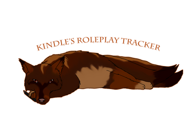 .:Roleplay Tracker:. by Kindlekitsune