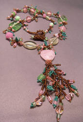 Spring Necklace by Emarah