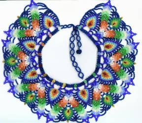 Saraguro Hojas Necklace by Emarah