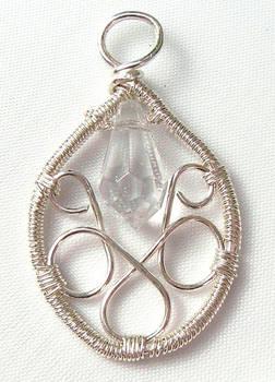 Filigree Pendant by Emarah