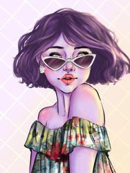 Summer Glow by AliceDeveraux