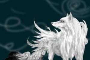 White Light Majesty by SarurunKamui