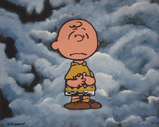 The Despair of Charlie Brown by kevinmule