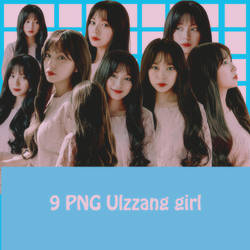 9 PNG Ulzzang girl by conbovancute