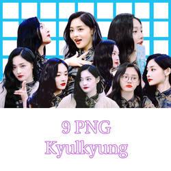 9 PNG Kyulkyung by conbovancute