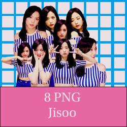 8 PNG Jisoo by conbovancute
