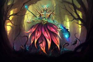 Elder Mage by AbhinandanMadhu
