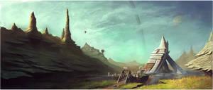 Landscape 1 by AbhinandanMadhu