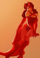 Wanda by duskflare