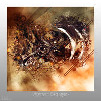 Abstract C4d style by tarleb