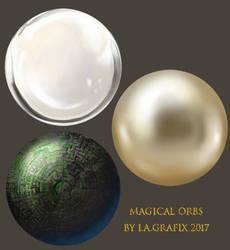 A lot more orbs by I-A-Grafix