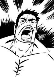 Hulk by SKumpf
