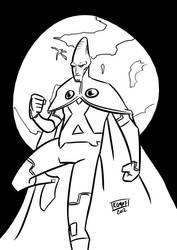 Martian Manhunter by SKumpf