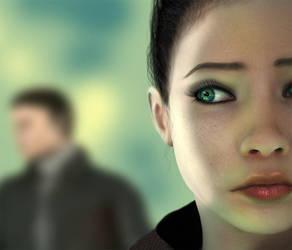 Suspicious Minds by DAZ-3D