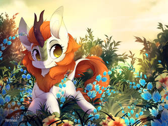 Autumn Blaze by teranen