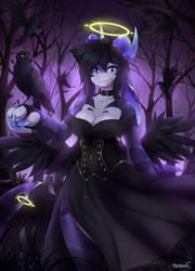 Raven Nova by teranen