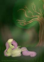 Fluttershy by Kurenji