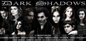 Tim Burton's 'Dark Shadows' by Valor1387