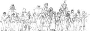 Brotherhood of Mutants by Valor1387