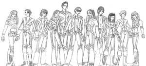 Junior Team by Valor1387