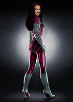 Naomi Scott is the Pink Ranger by Valor1387