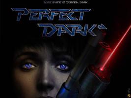 Rose Byrne for Joanna Dark in Perfect Dark by Valor1387