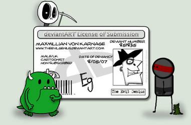 Marv ID by TheEvilGenius