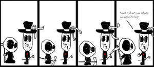 Sense of humour failer by TheEvilGenius