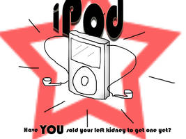 Ipod wow by TheEvilGenius
