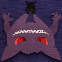 Elite 6: Gengar by PlaidCushion